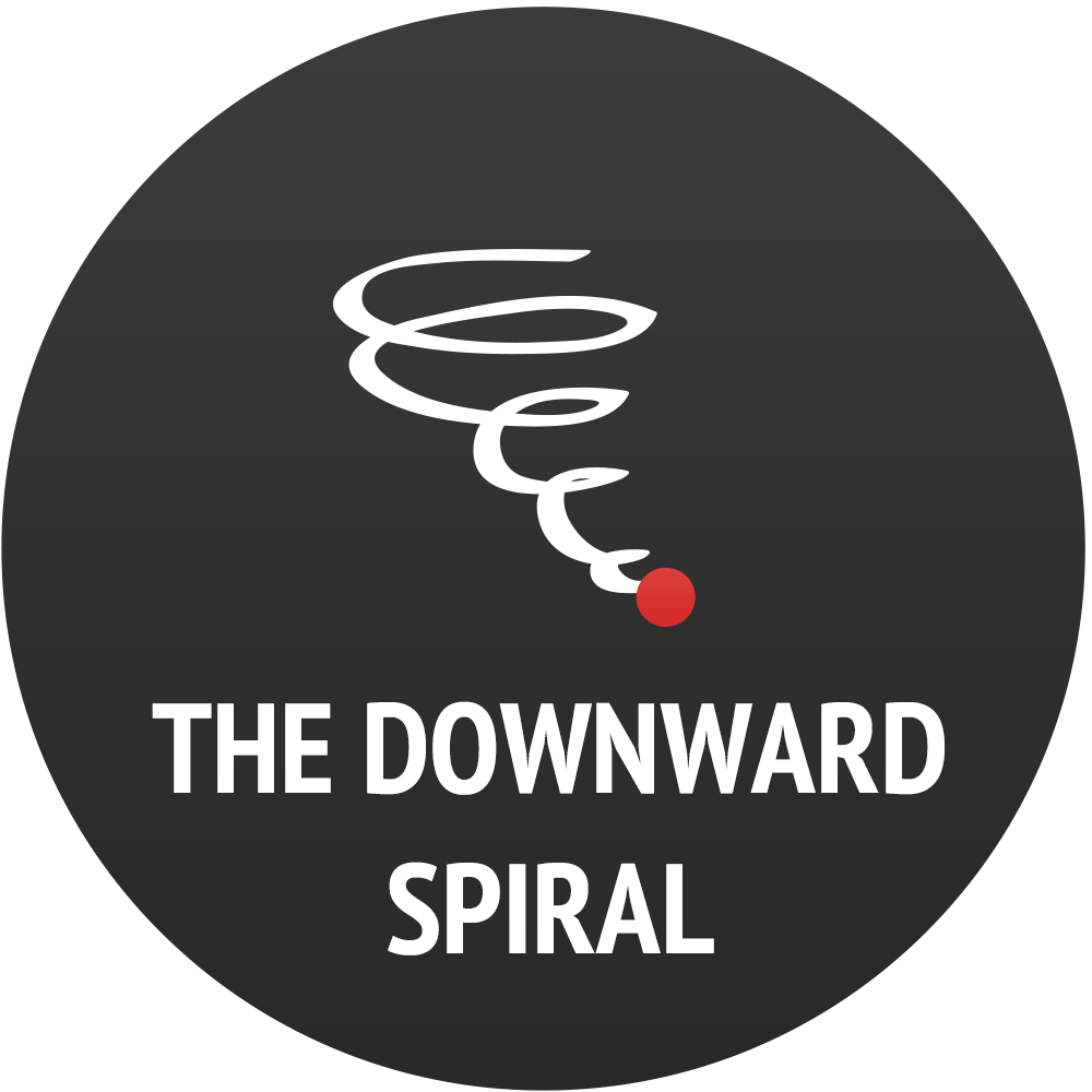 Downward-Spiral
