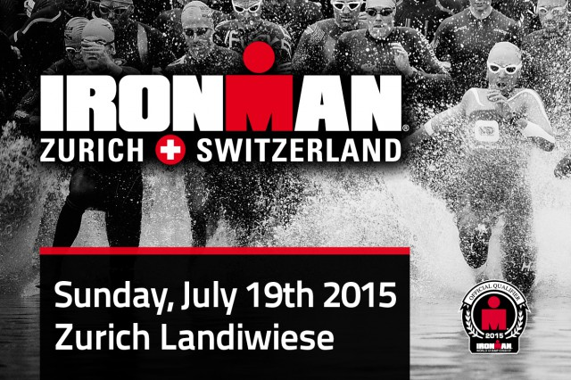 Ironman Zürich Switzerland 19. Juli 2015