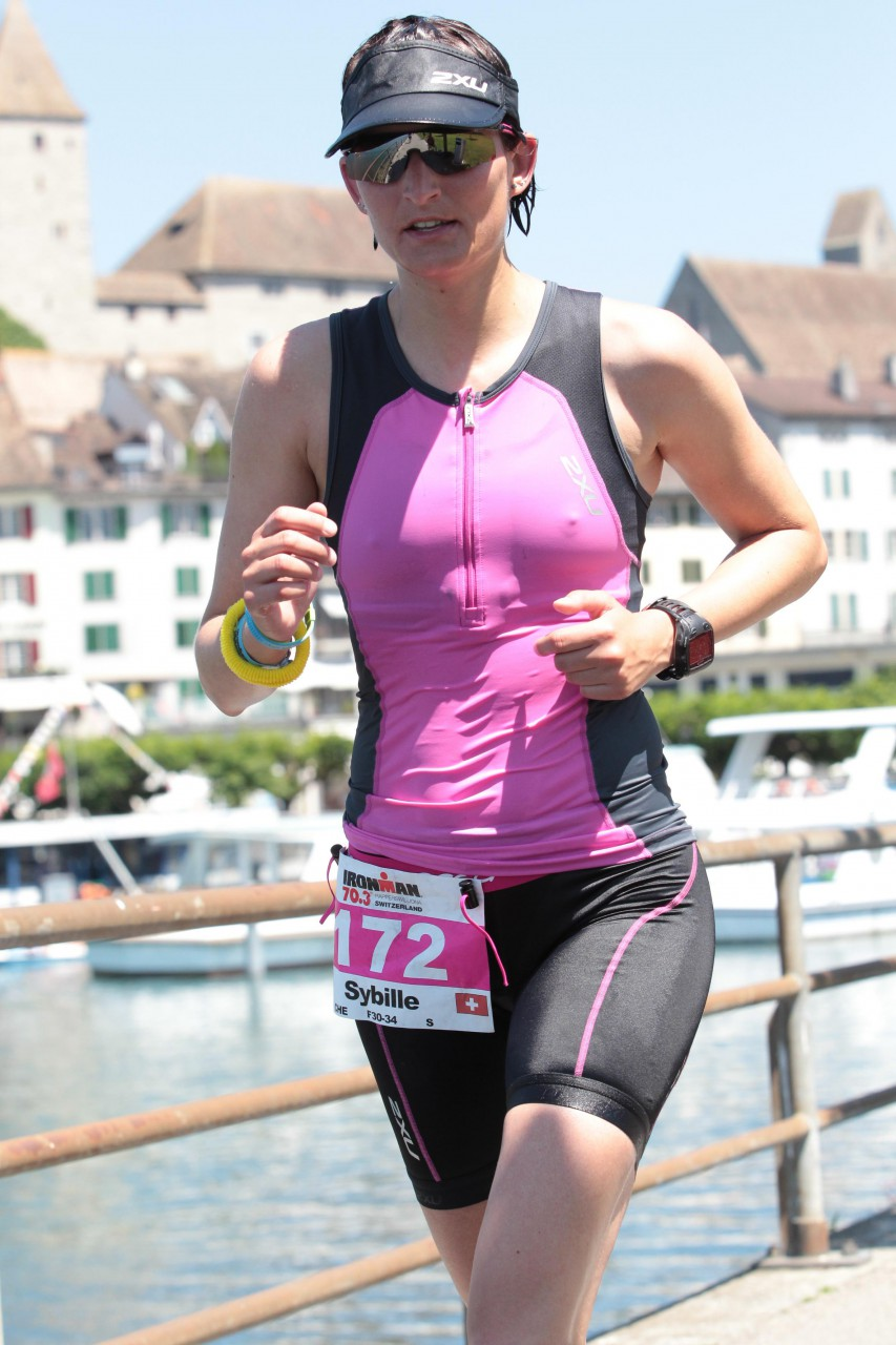 Ironman 70.3 Rapperswil: Pollenmedis – Disqualifikation