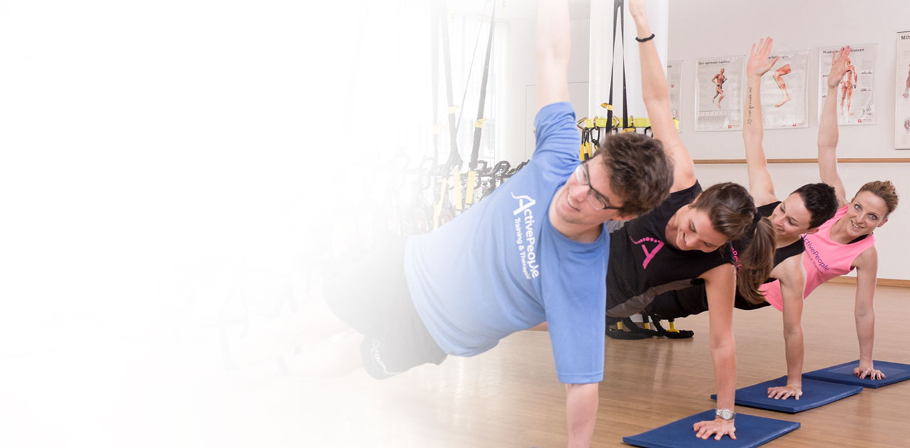 Offizielle TRX Suspension Trainings in Bern